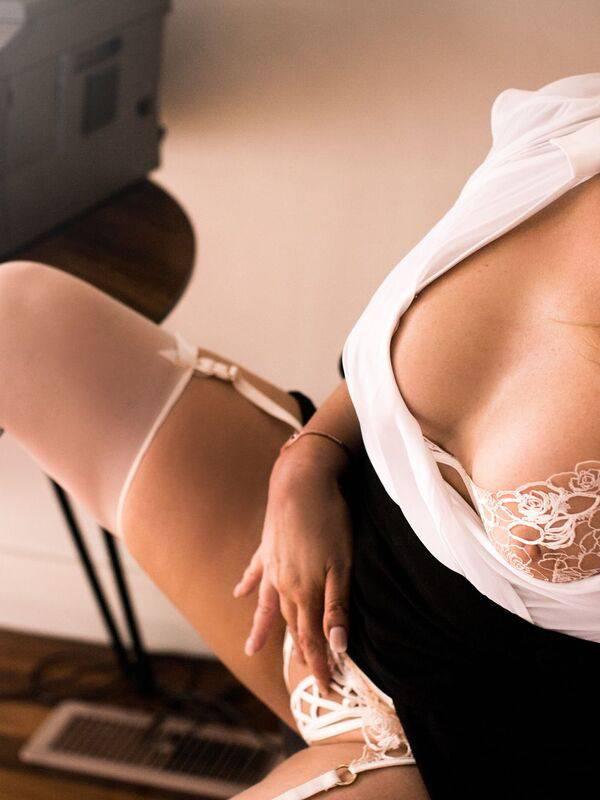 Photo 2 of Sexy Corporate Secretary