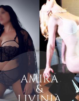View AMIRA & LIVINIA, Melbourne Escort | Tel: 0423700724